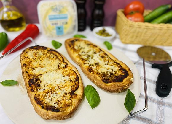 פיצה אישית - גבינת כמוצרלה ויטופיה