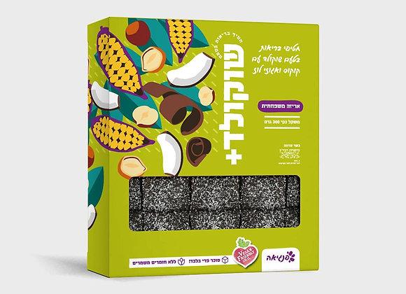פנגיאה - חטיפי בריאות בטעם שוקולד עם קוקוס ואגוזי לוז