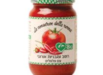 רוטב עגבניות -עם פלפלים