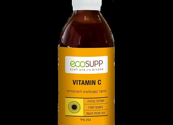 אקוסאפ - ויטמין C