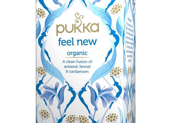pukka - תה הרגשה חדשה אורגני