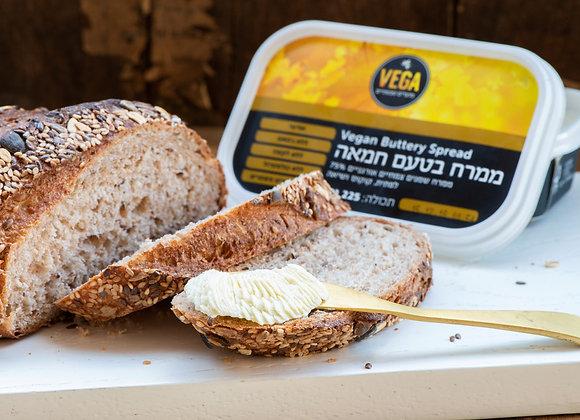 VEGA -ממרח בטעם חמאה טבעונית