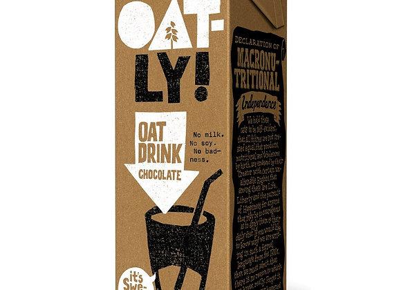 OAT-LY  - משקה שיבולת שועל בטעם שוקולד