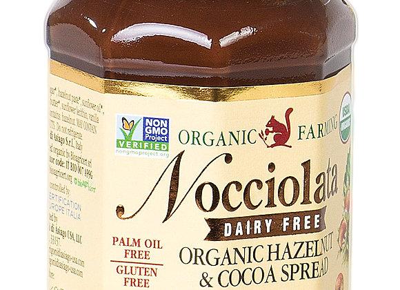 נוצילטה - ממרח אגוזי לוז אורגני ללא חלב