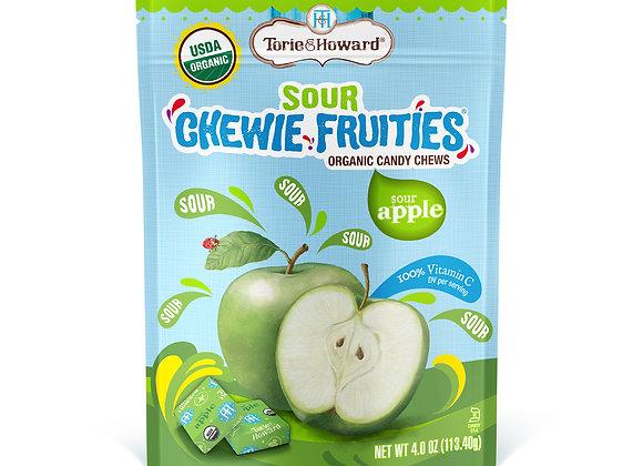 Torie&Howard- סוכריות טופי אורגניות בשקית בטעם תפוח