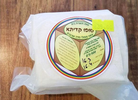 קדיתא - טופו מפולי סויה אורגניים - 500 גרם
