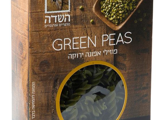 פוזילי אפונה ירוקה אורגנית ללא גלוטן - השדה