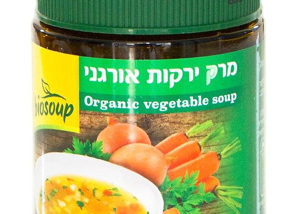 ביוסופ - מרק ירקות אורגני