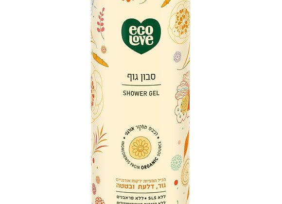 אקו לאב - סבון גוף מרכיבים טבעיים ואורגניים