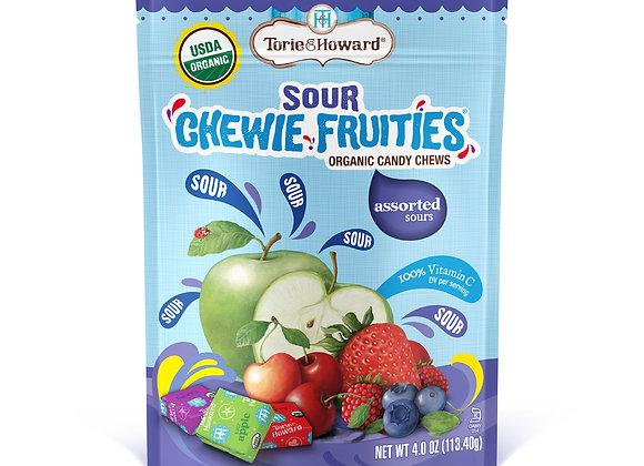 Torie&Howard- סוכריות טופי אורגניות בשקית בטעם פירות יער חמוצים