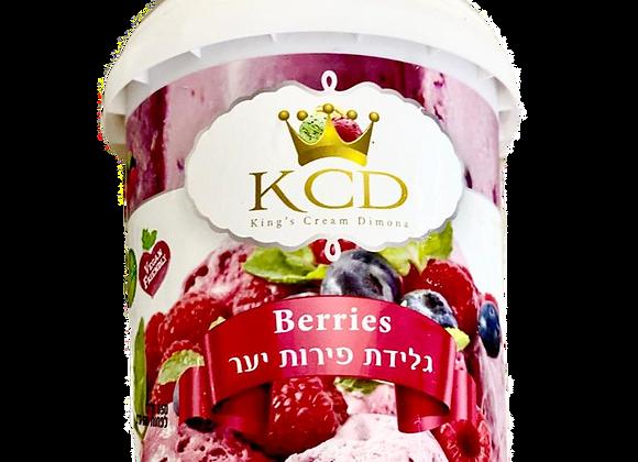 KCD - גלידת פירות יער