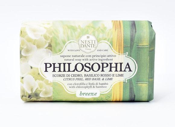 breeze סבון טבעי טיפולי - פילוסופיה