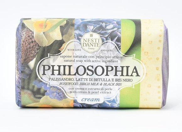 Cream סבון טבעי טיפולי - פילוסופיה