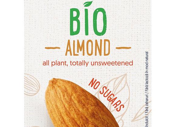 אלפרו - שקדים אורגני ללא סוכר