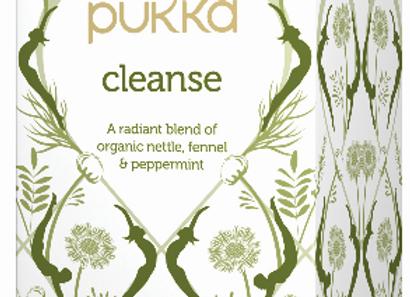 pukka - קלינס - תה מנקה