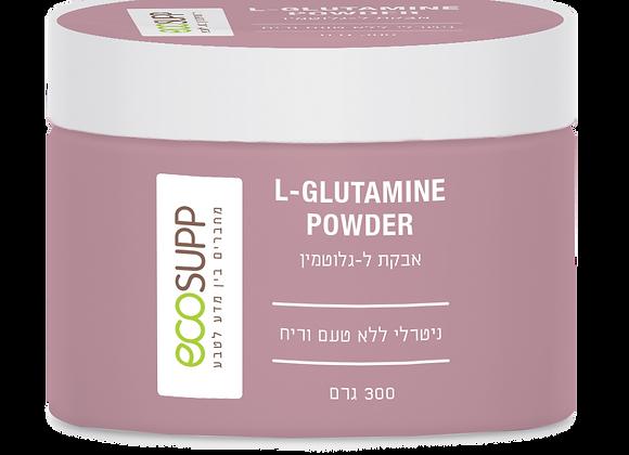 אקוסאפ -L גלוטמין