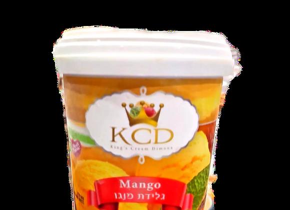 KCD - גלידת מנגו