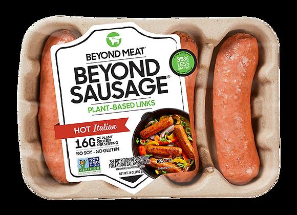 Beyond meat - ביונד נקניקיות איטלקיות חריפות