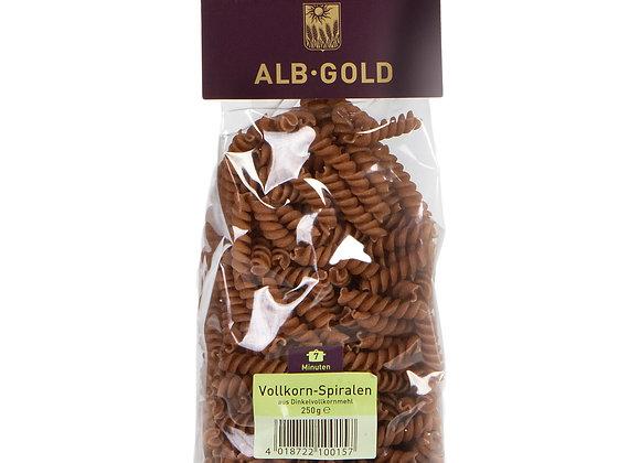 אלב-גולד - פסטה פוזילי אורגנית מקמח כוסמין מלא