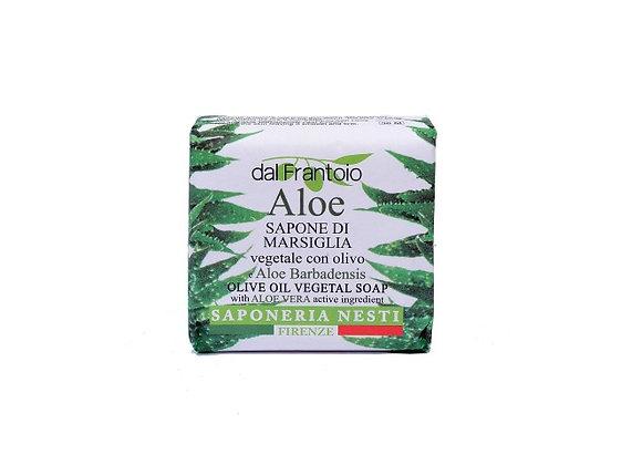 סבון טבעי על בסיס שמן זית אלוורה