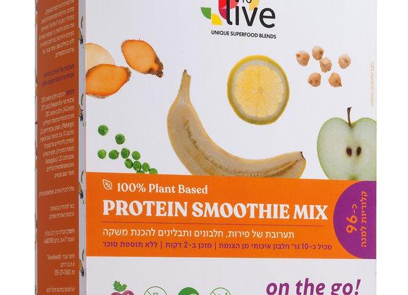 שייק חלבון עשיר Protein Smoothie Mix