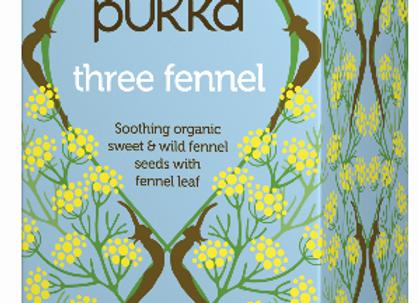 pukka - תה 3 שומר אורגני