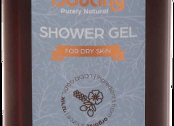 Botany - סבון גוף נוזלי  לעור יבש (סדרה סגולה)
