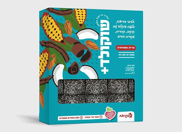 פנגיאה - חטיפי בריאות בטעם שוקולד עם שקדים וחרוב
