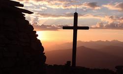 Lever de soleil Mt Guillaume