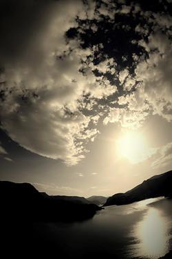 Lac noir - lac blanc