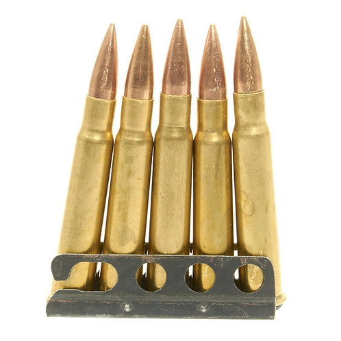 303 Five clip Rounds