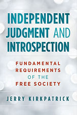 Independent Judgment and Introspection.j