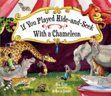 If You Played Hide-and-Seek with a Chame