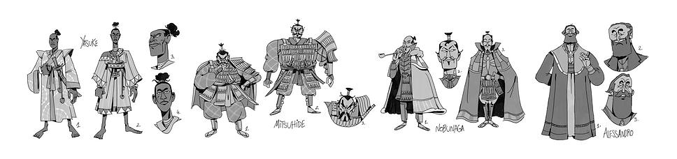 Yasuke_CharacterSketches_1.png