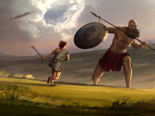 David and Goliath of GDPR