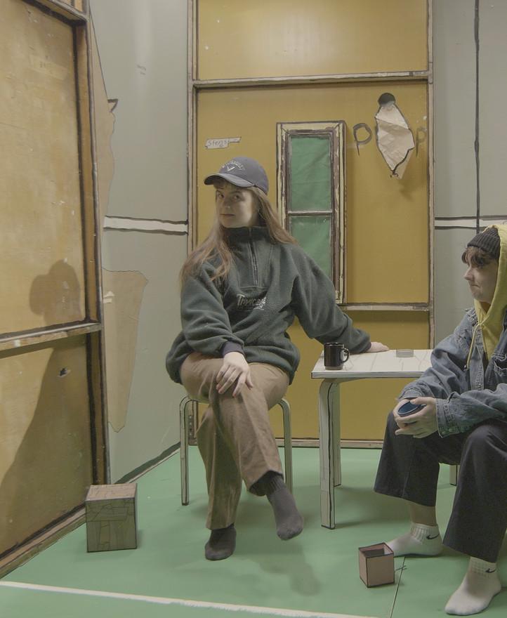 still image from video