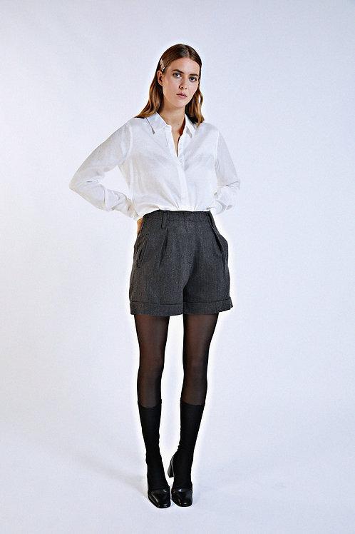 Short Fabienne gris