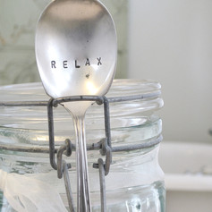 Bath Salt Spoon