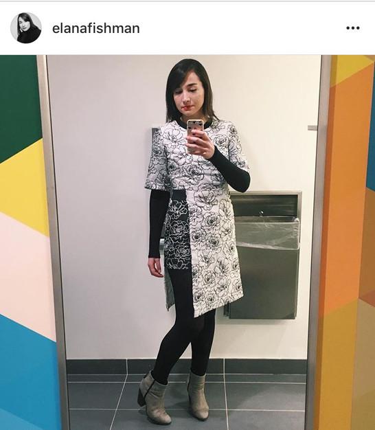 Lucky-Elana Fishman