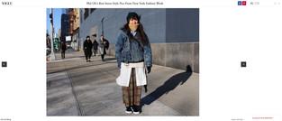 Vogue.com Connie Wang