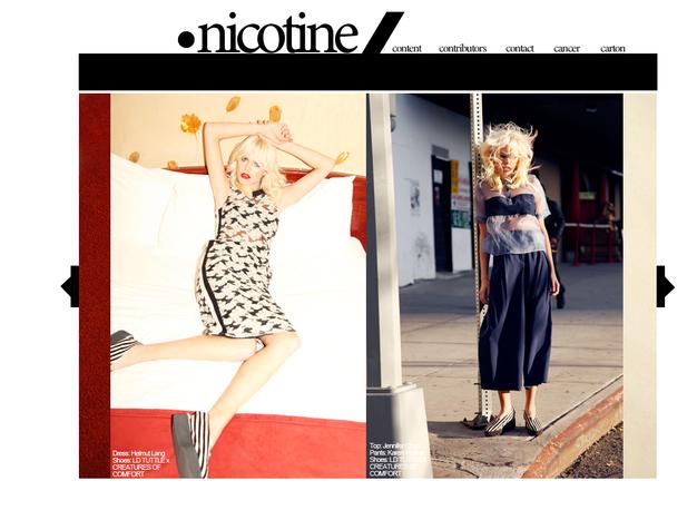 Nicotine Magazine