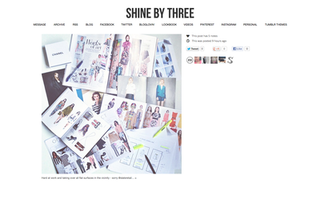 Shine By Three