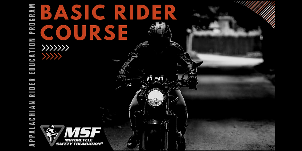 Basic Rider Course May 14-16th