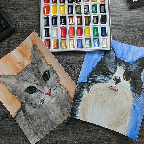 Custom Pet/Animal Portrait