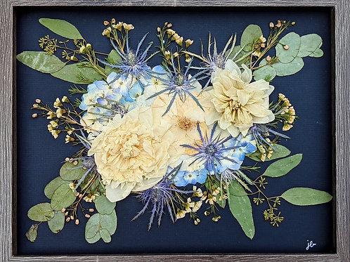 11X14 Floral Preservation