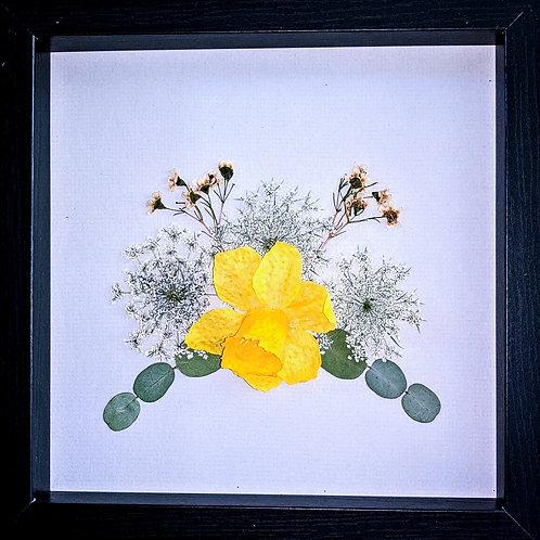8X8 Floral Preservation