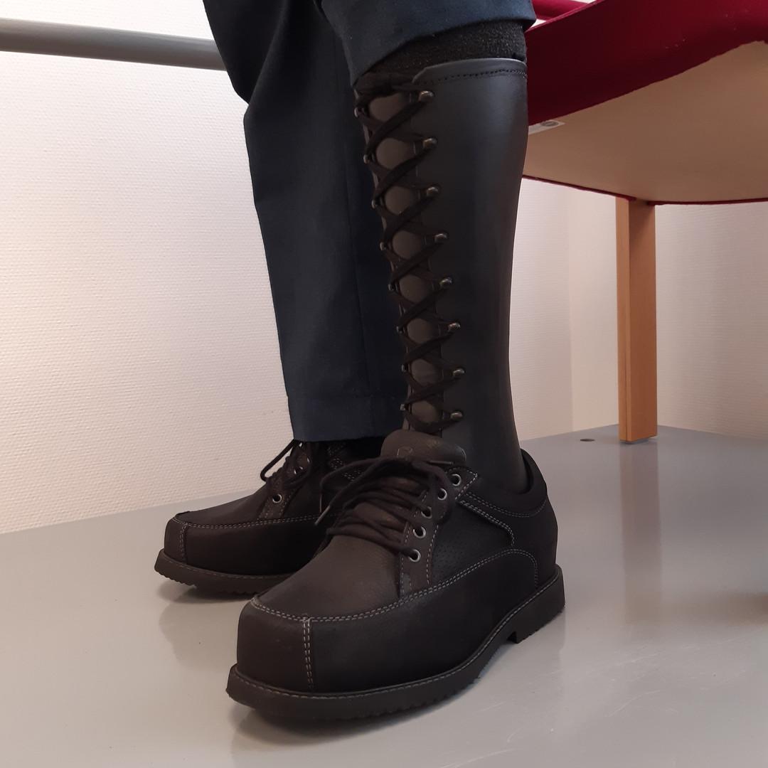 Læderfodkapsel
