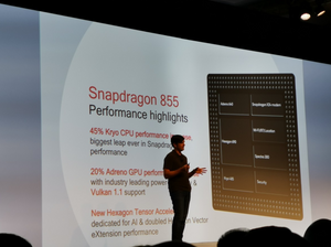 Qualcomm Snapdragon 855 overview