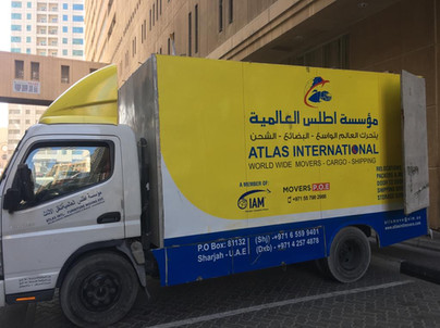 Atlas International Worldwide Cargo Shipping