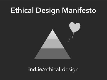 Projetando para o futuro—uma discussão sobre o design ético